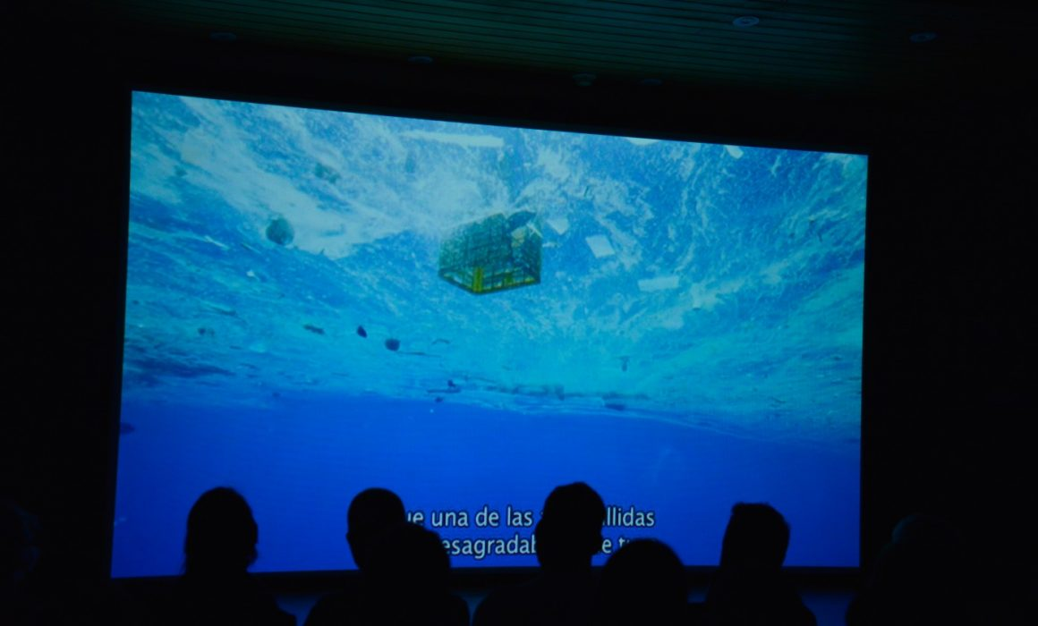 A Plastic Ocean debuts in Chile
