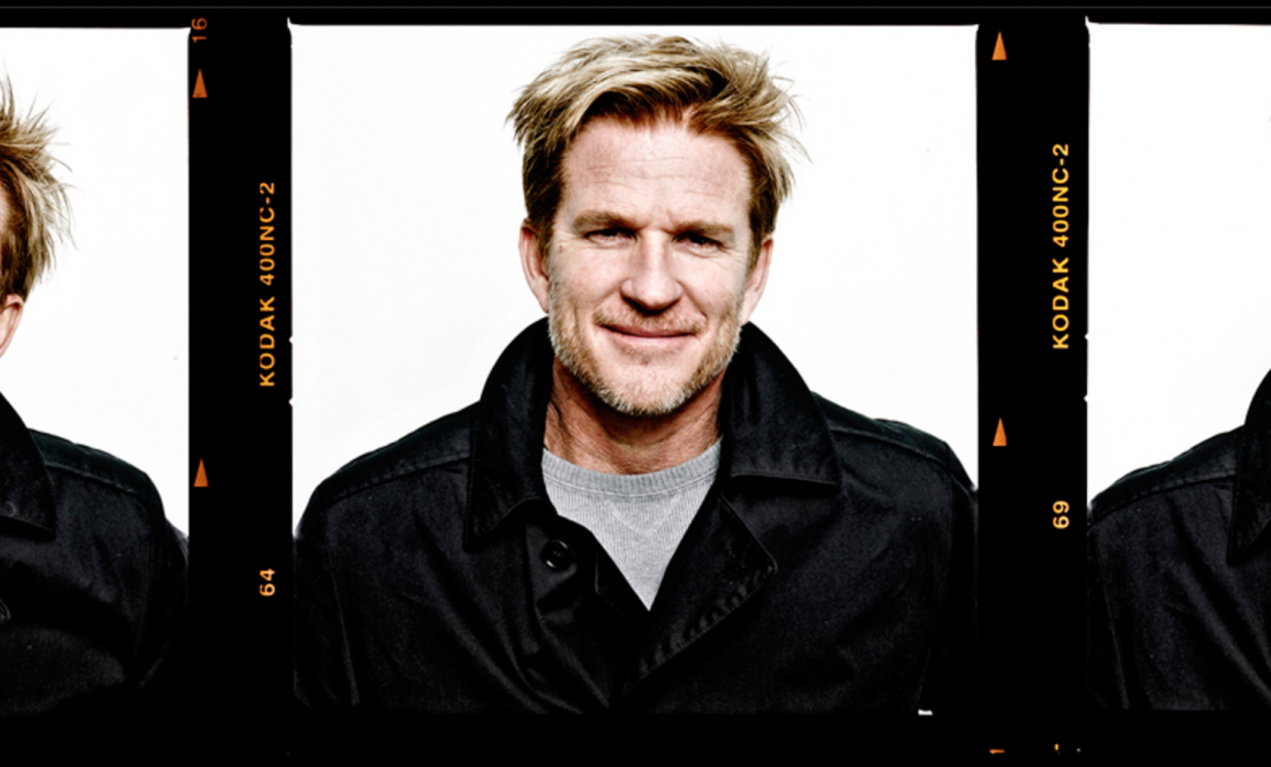 Actor Matthew Modine joins the Plastic Oceans Foundation as a Patron