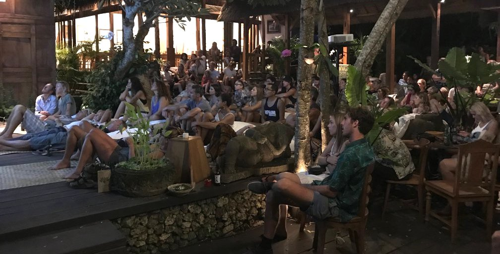 Conscious Cinema in Bali