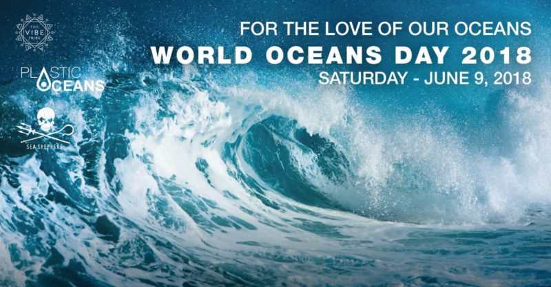 World Oceans Day Hong Kong