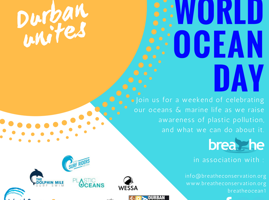 World Oceans Day in Durban, South Africa