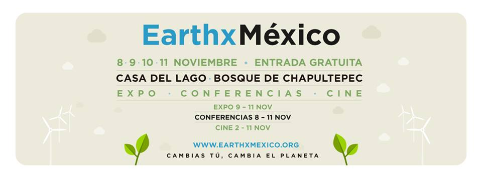 EarthX MEarthxMexico November 11th 2018exico