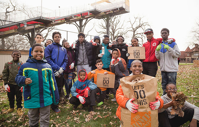 Belle Isle Spring Clean-Up