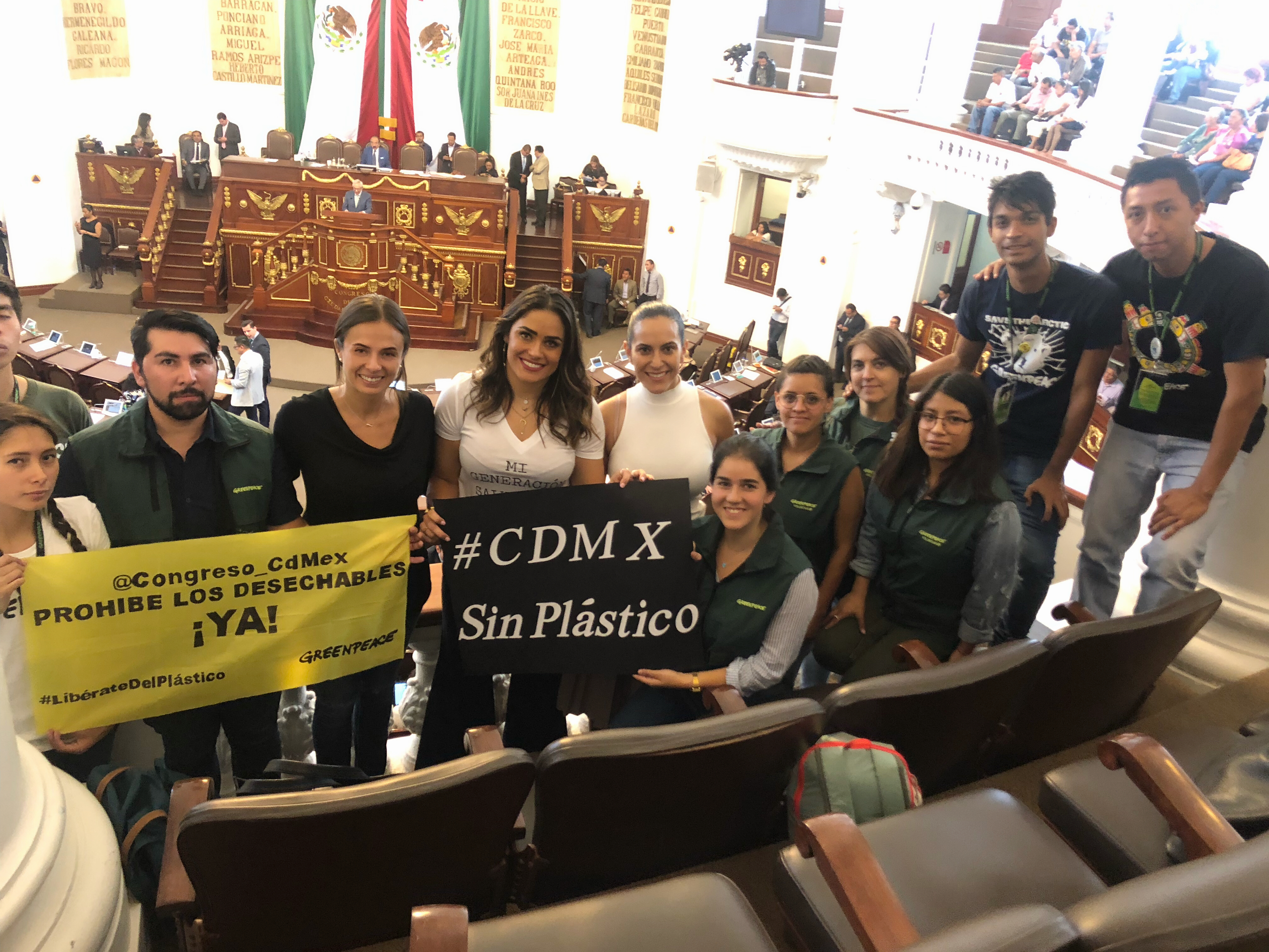 Prohibiting Single Use Plastics in 2021 at CDMX