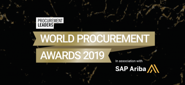 World Procurement Awards 2019