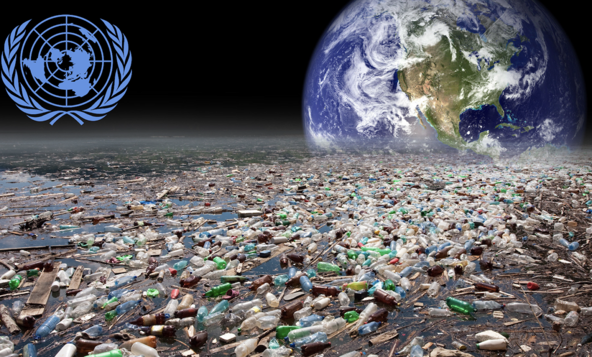 United Nations and plastic pollution