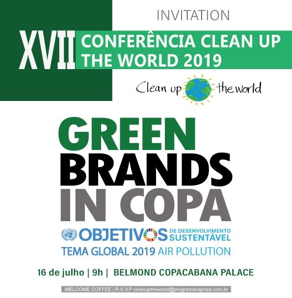 Clean Up the World Conference 2019