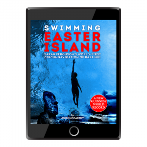 Swimming Easter Island ebook cover