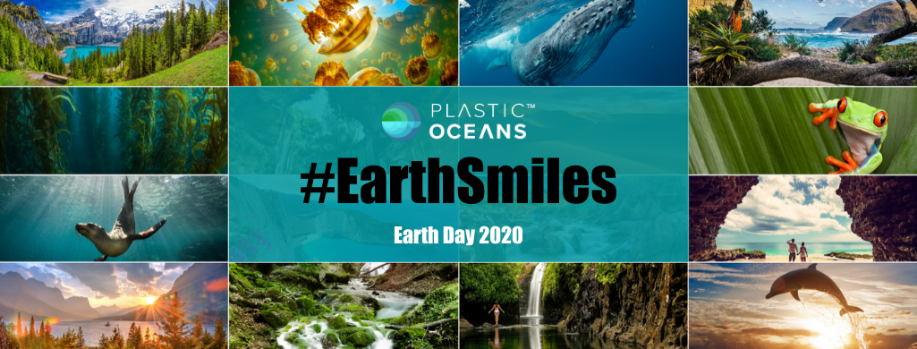 Earth Day 2020 from Plastic Oceans International