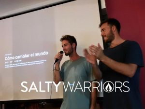 Instagram Live with Salty Warriors