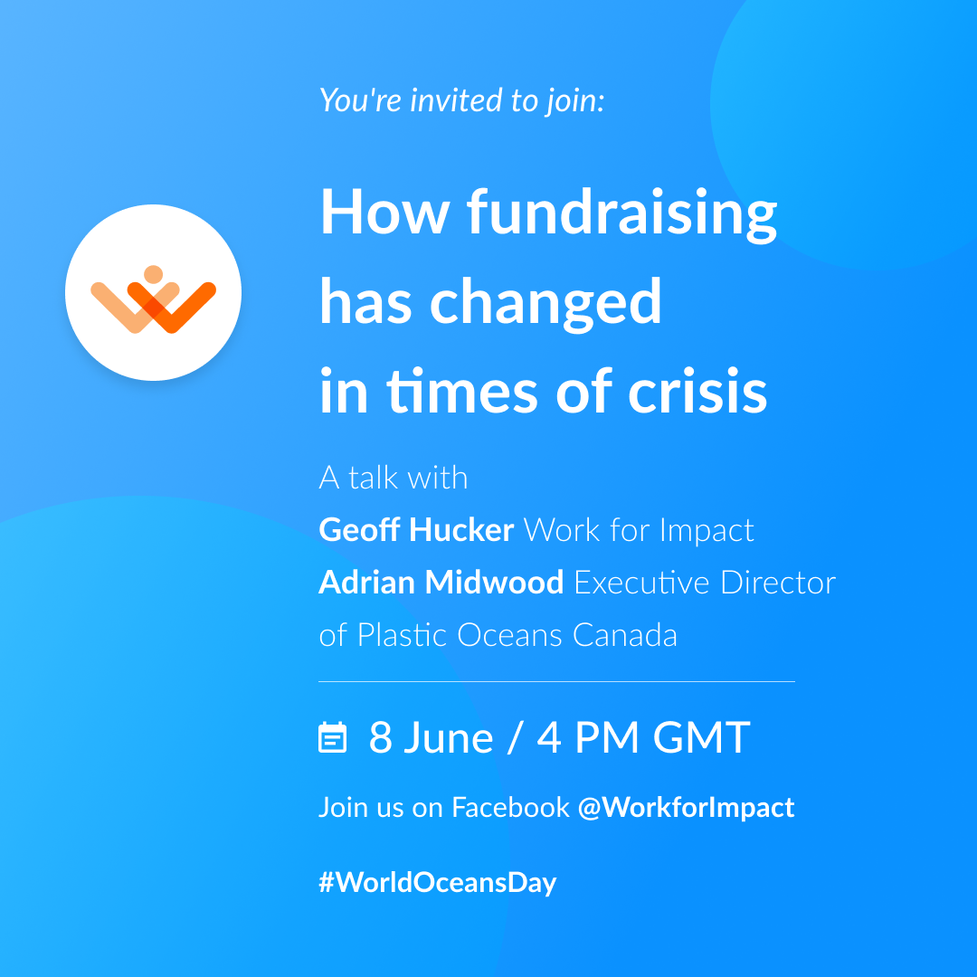 Work For Impact & Plastic Oceans Chat