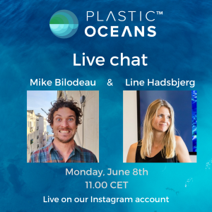 Line Hadsbjerg Live Chat With Plastic Oceans Europe
