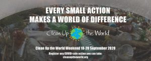 Clean Up the World
