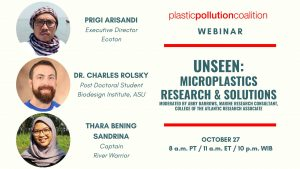 Unseen: Microplastics Research & Solutions