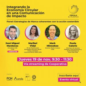 Seminar: Integrating a Circular Economy with Impact Communication