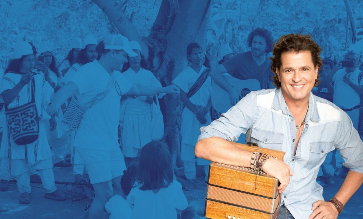 Carlos Vives and BlueCommunities