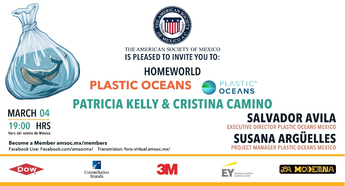 Homeworld with Plastic Oceans Mexico