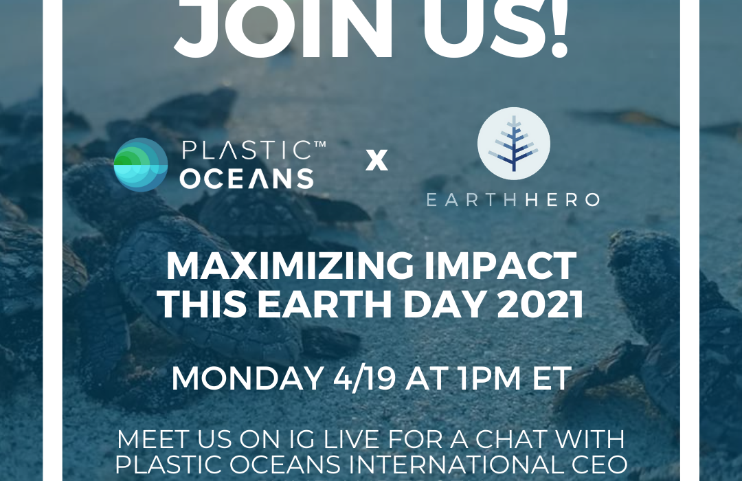 EarthHero: Instagram Live Discussion