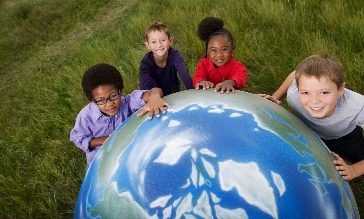 Kids for Earth Day