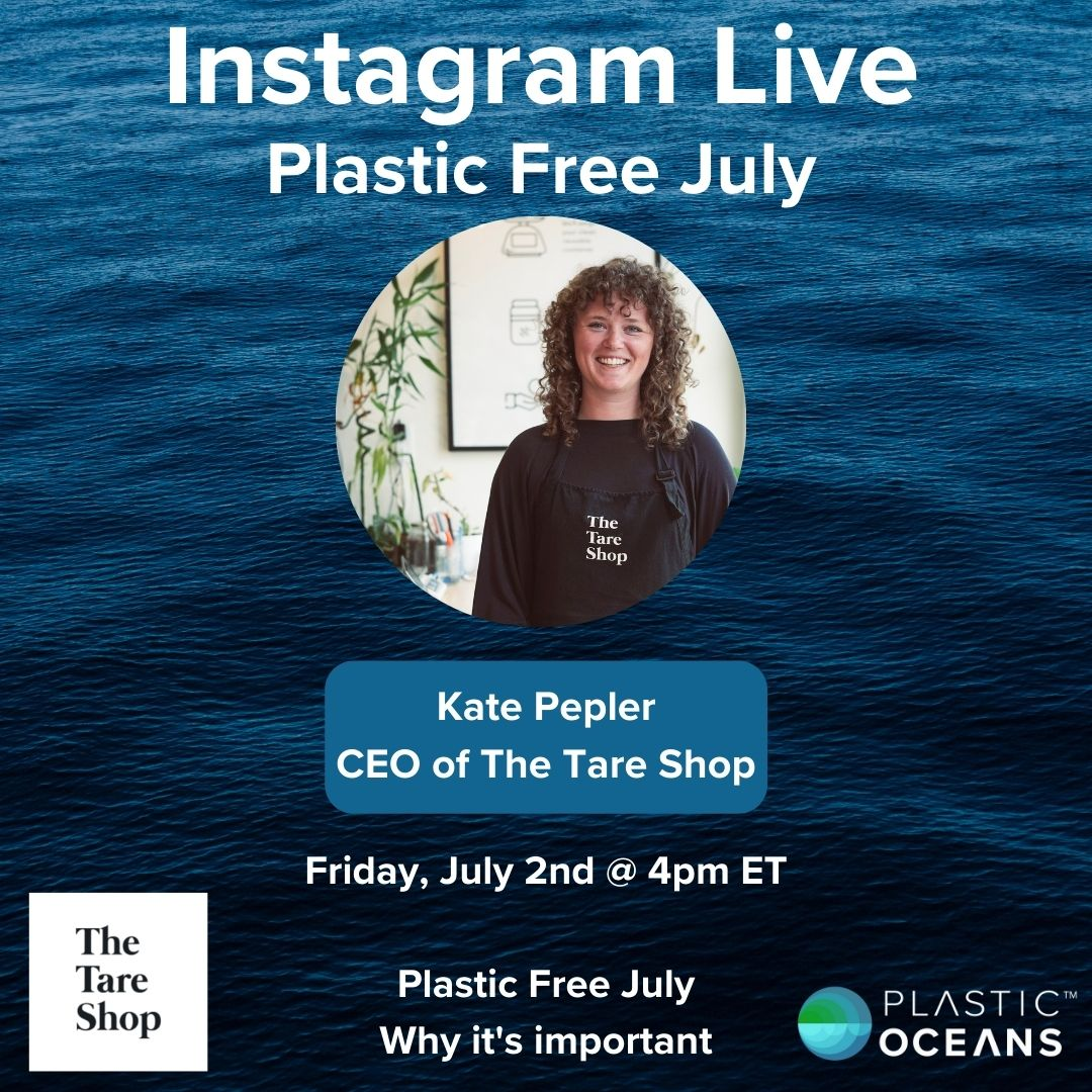 Plastic Free July: An Introduction