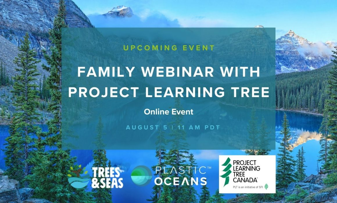 Family Webinar with Project Learning Tree